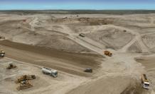 Zona de construcción de la Refinería del Pacífico.