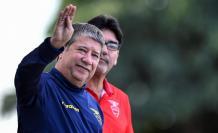 El Bolillo Gómez cambió a la mitad de sus jugadores para el segundo partido de Copa América.