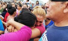 Los familiares de las personas privadas de libertad (PPL), quienes se encuentran en los exteriores, sostienen que las víctimas serían al menos cuatro.