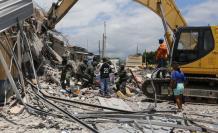 Manabí y Esmeraldas fueron las provincias más afectadas por el terremoto.