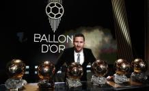 Lionel-Messi-Balón-Oro