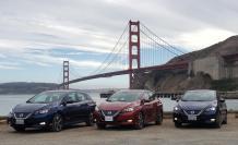 EXPRESO viajó a San Francisco (EE.UU.) para ser los primeros en conducir la segunda generación del Nissan Leaf.
