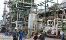 La refinería de Esmeraldas
