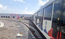 Fase de pruebas en superficie Metro de Quito.