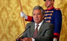 Presidente Lenín Moreno.