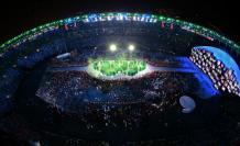 Inauguración de los Juegos Olímpicos de Río 2016.