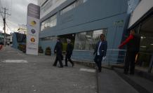 Referencial. Instalaciones de medios públicos en Quito.