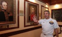 Entrevista a Darwin Jarrín, nuevo Comandante General de la Fuerza Naval.