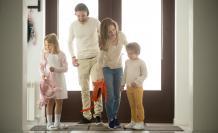 Reunión exitosa con niños
