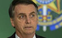 Votaciones. El presidente electo de Brasil, Jair Bolsonaro.