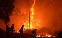 El fuego comenzó cerca de Lakehead, a unos 250 km al norte de Sacramento, la capital de California, en el bosque nacional Shasta-Trinit