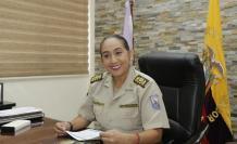 Entrevista a la general Tannya Varela.