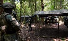 Imagen referencial. La detención se dio en la búsqueda de los responsables por la muerte de tres agentes de la fiscalía colombiana.