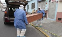 Los fallecidos en la provincia incrementan a diario