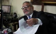 Jorge Acosta, abogado de la familia Bucaram