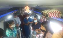 Médicos de Guayaquil viajan a Manabí