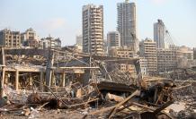 beirut explosion libano