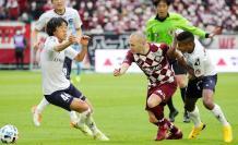 J-League fútbol Japón