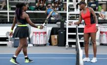 Serena Williams Venus Williams Lexington