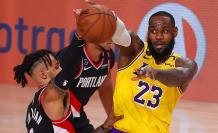 Portland+Trail+Blazer+NBA+Lakers