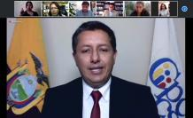 Cristhian Cruz presidente del Cpccs