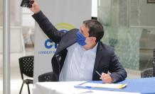 CNE- Arauz- candidatura- elecciones