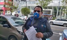 La Defensoría del Pueblo presentó una acción legal contra el gobierno.