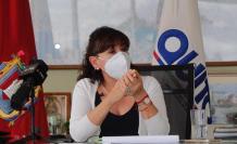 Yolanda Gaete, gerente general de EMASEO.