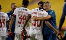Flamengo-Contagios-Brasil-Fútbol