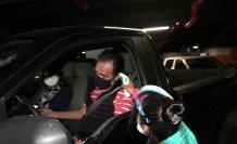 El autocine comienza a ganar adeptos en Quito