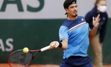 Emilio Gómez Roland Garros 2020