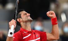 Novak Djokovic Roland Garros