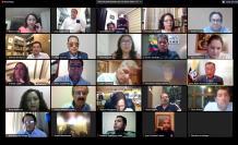 Sesión virtual del Pleno de la Asamblea, 5 oct. 2020