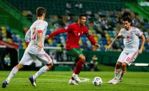 España Portugal amistoso FIFA