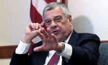 el encargado de Latinoamérica en el Departamento de Estado, Michael Kozak.