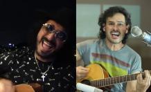 Douglas Bastias y Felipe Jácome.