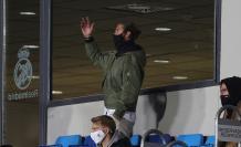 Sergio Ramos Real Madrid Shaktahr