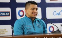 Mario-Pineida-selección-ecuatoriana