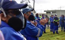 Diez trabajadores de Emaseo fallecieron por coronavirus.