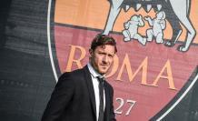 Totti-Covid-Roma-Contagio