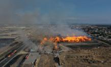 Incendio en Durán
