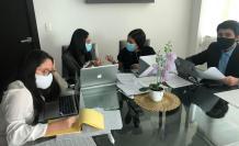Estudiantes del IPAC
