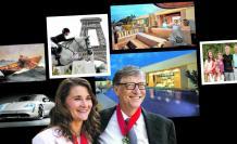 Bill Gates, su familia y bienes