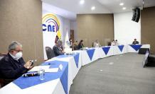 CNE- PRESUPUESTO- pleno- Finanzas