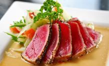Atún rojo, rico en antioxidantes