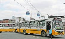 buses de Durán