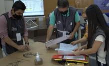 Capacitadores- Guayas- Juntas- elecciones