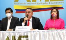 La Asociación de Municipalidades reclama sus recursos.