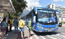 Los buses en la capital tendrán un nuevo mecanismo de operación.