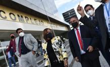 alcaldes de Quito marchas